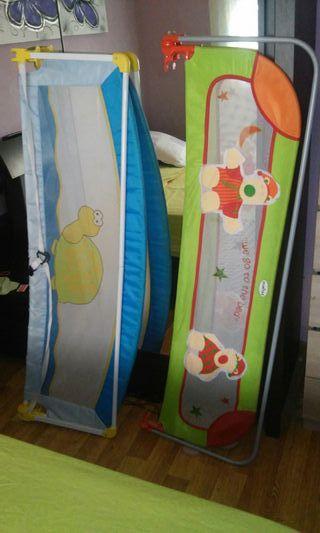 barreras infantiles