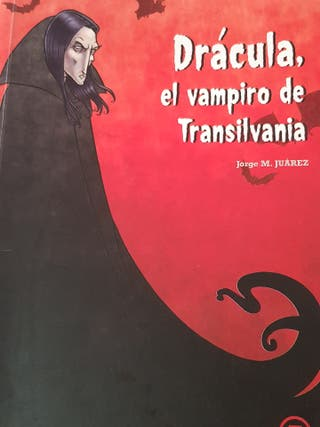 Drácula el vampiro de Transilvania