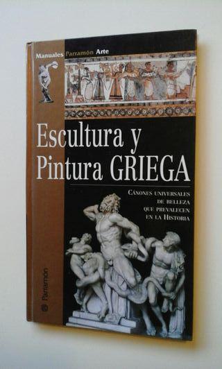 Escultura y Pintura griega