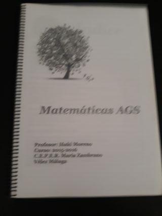 Libro matemáticas prueba grado superior