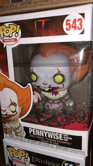 Funko pop Pennywise exclusivo