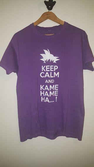 Camiseta bola de dragón