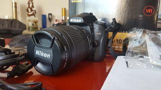 Nikon D90 - Cámara reflex digital