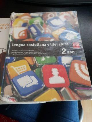 Lengua Castellana y Literatura SM 2 ESO