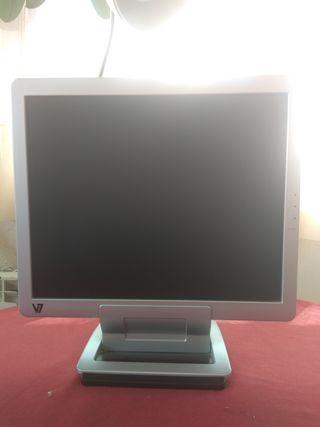 panatalla de ordenador