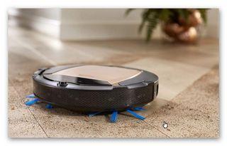 Robot aspirador Philips con Wifi