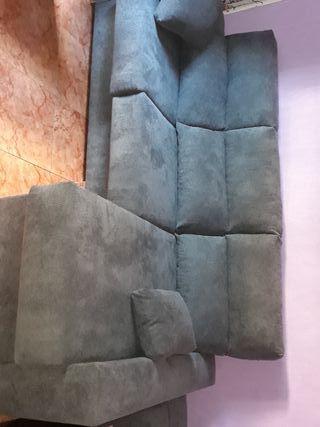sofa nuevo 3 plazas