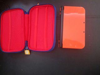 Nintendo 3DS XL - naranja