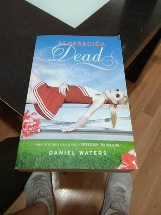 Libro Generación Dead