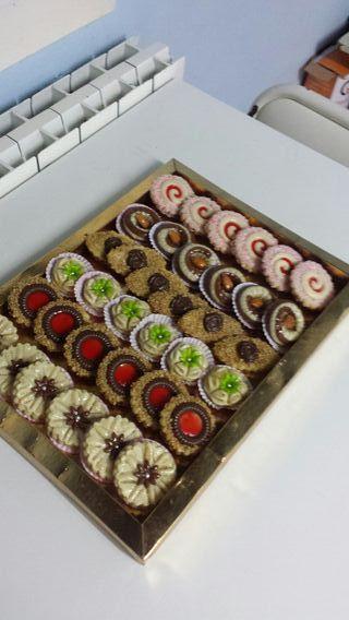 dulces marroquí