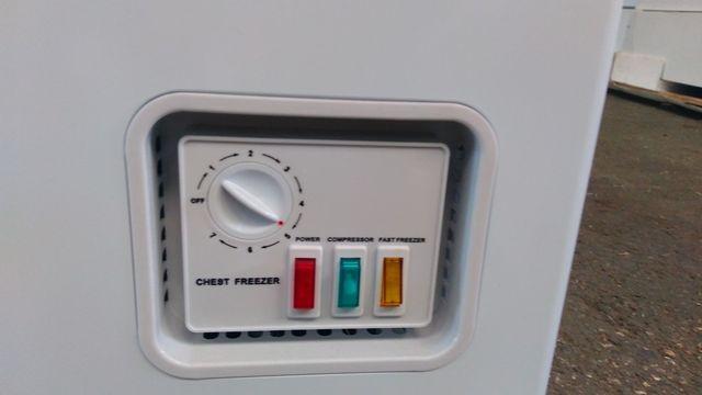 Arcón congelador 100 litros