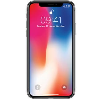 iPhone X 256Gb Gris Espacial