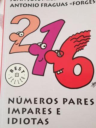 números pares impares e idiotas