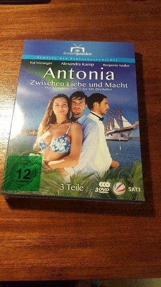 DVD ANTONIA