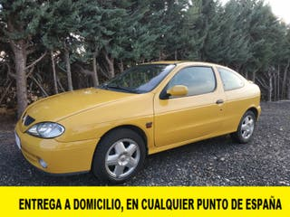 Renault Megane Coupe 1.9 DTI 100cv, Año 1999
