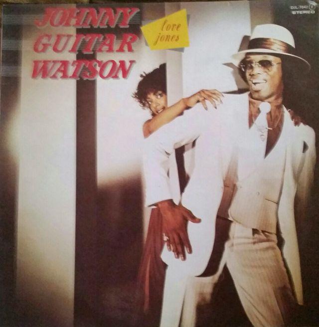 Johnny Guitar Watson. Love Jones