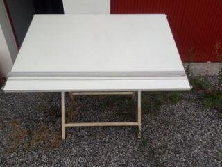 table d'architecte/de dessin ancienne Wild Leitz