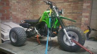 Trike Kawasaki KXT TECATE 250 clàssic.