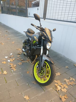 MT07 ABS night fluo