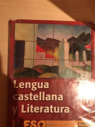Lengua castellana y literatura editorial oxford, usado segunda mano  España