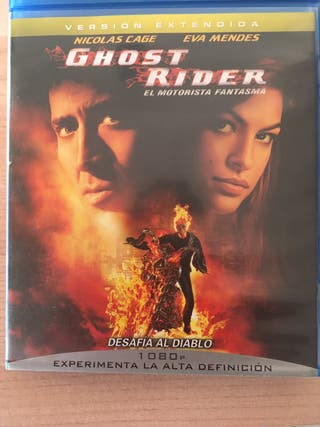BLURAY GHOST RIDER