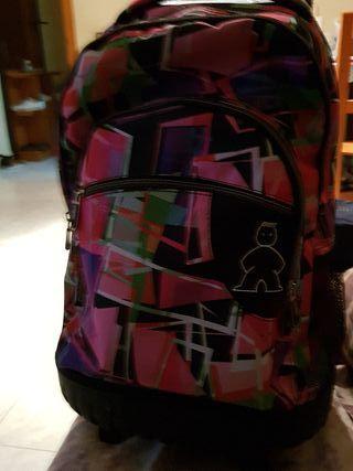 mochila de neños para colegio