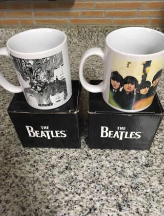 Tazas The Beatles