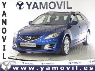 Mazda Mazda 6 2.0 CRTD Active SW 103kW (140CV)