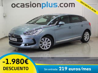 Citroen DS5 HDI 160 Design 120 kW (163 CV)