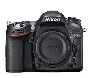 Nikon d7100 (cuerpo)