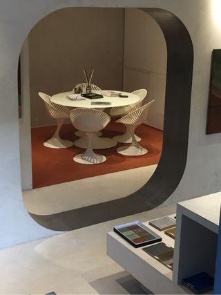 Conjunto mesa/silla diseño