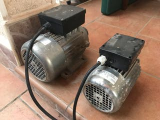 Motores hormigonera