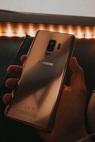 SAMSUNG GALAXY S9+ Sunrise Gold