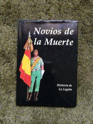 Libro de la Legión Española.