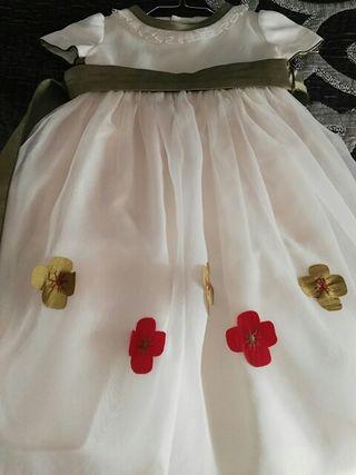 vestido dama de honor