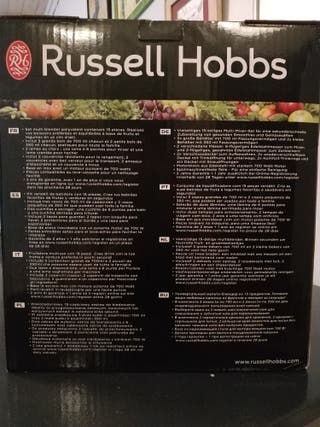 batidora Russell Hobbs