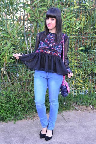 Blusa Talla M *Zara*