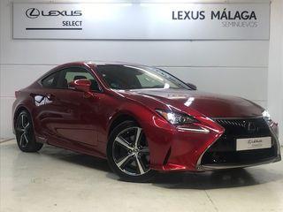 Lexus RC 2018