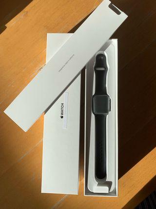 Apple Watch Sport primera gen. 42 mm y accesorios
