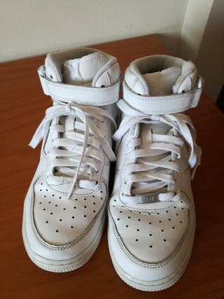 nike air force 1 blancas n39