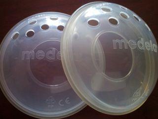 Protectores pezones, marca Medela
