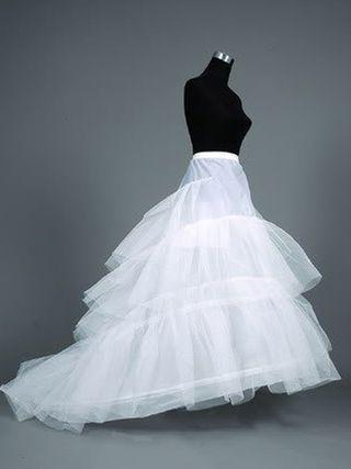 Cancan para vestido de novia