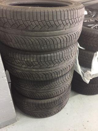 Neumáticos Bmw x5