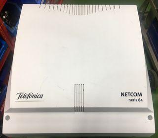 Centralita telefónica NETCOM NERIS 64