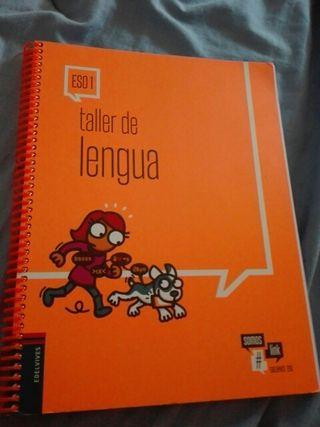 taller de lengua 1° ESO