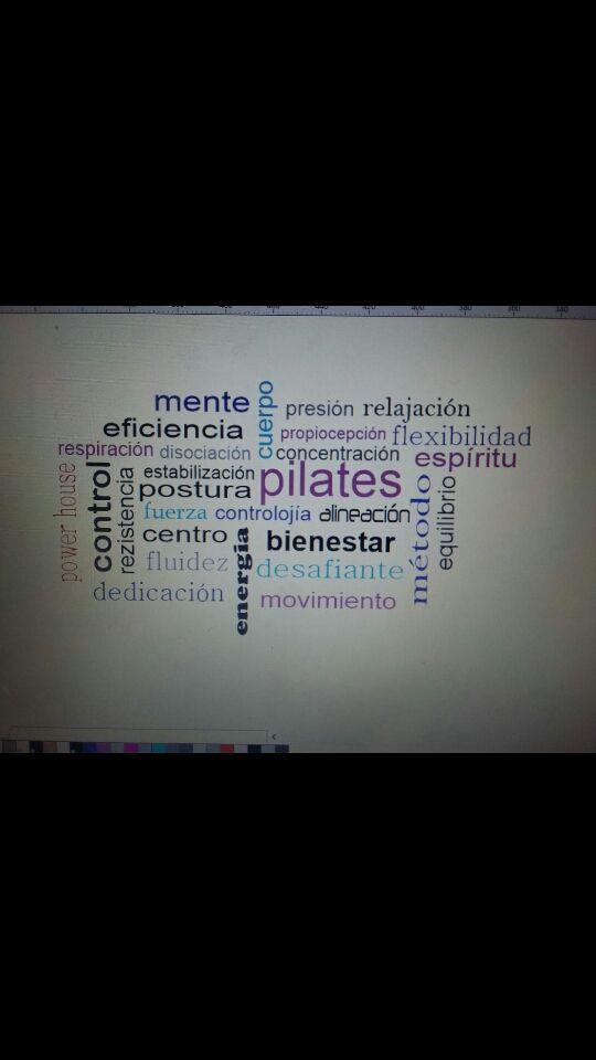 Frases Pilates De Segunda Mano Por 1 En Madrid En Wallapop
