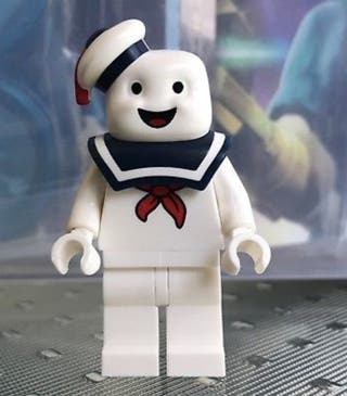 Cazafantasmas Marshmallow 2 PRECINTADA