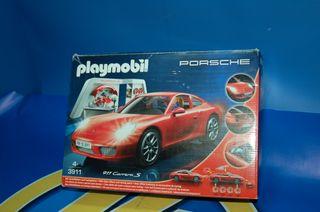 Playmobil-Porsche 911 Carrera S - 3911