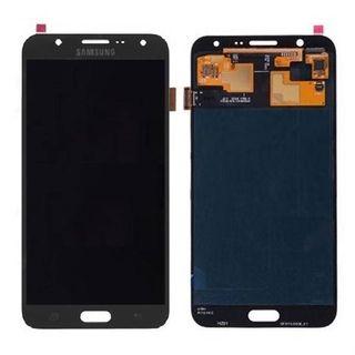 Pantalla Completa para Samsung Gal J7 2016 Negra