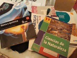 libros 3° ESO Y Primaria